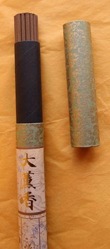 Swallows in Flight | Long Temple grade Japanese Incense Sticks | by Les Encens du Monde