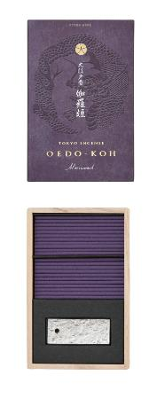 Oedo-Koh Aloeswood | Japanese Incense Sticks by Nippon Kodo