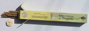 Shoyeido Diamond (Power) | Magnifiscents Japanese Incense | 30 Sticks