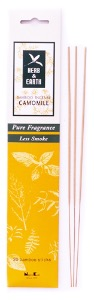 Bamboo Incense Sticks | Herb & Earth | Camomile | by Nippon Kodo