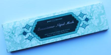 Nepal Musk Indian Incense | Pure Incense Connoisseur | 10 gram pack