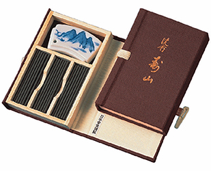 Nippon Kodo Jinkoh Juzan | 60 Short Japanese Incense Sticks