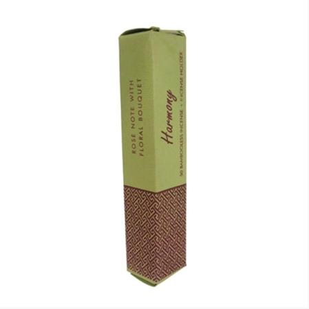 Harmony Herbal Incense Sticks by Song of India | Rose | 50 sticks