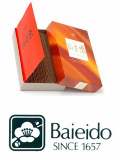 Baieido Japanese Incense Sticks | sold by Vectis Karma