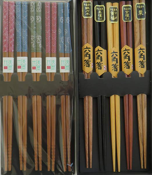 Japanese and Chinese Chopsticks | a wide range always in stock at Vectis Karma | Online Incense Shop